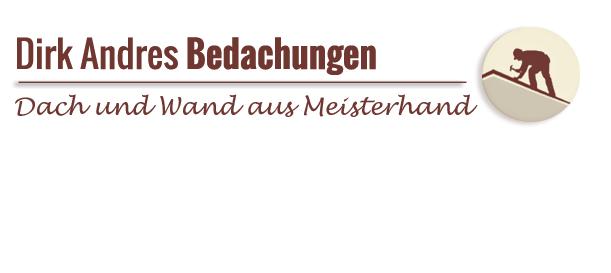 Dachdeckermeister Andres Logo